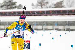 March 10, 2019 - –Stersund, Sweden - 190310 Mona Brorsson of Sweden looks dejected during the Women's 10 km Pursuit during the IBU World Championships Biathlon on March 10, 2019 in Östersund. 10, 2019 in Östersund..Photo: Johan Axelsson / BILDBYRÃ…N / Cop 245 (Credit Image: © Johan Axelsson/Bildbyran via ZUMA Press)