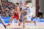 DESCRIZIONE : Campionato 2014/15 Serie A Beko Dinamo Banco di Sardegna Sassari - Giorgio Tesi Group Pistoia<br /> GIOCATORE : Ariel Filloy <br /> CATEGORIA : Palleggio Penetrazione<br /> SQUADRA : Giorgio Tesi Group Pistoia<br /> EVENTO : LegaBasket Serie A Beko 2014/2015 <br /> GARA : Dinamo Banco di Sardegna Sassari - Giorgio Tesi Group Pistoia<br /> DATA : 01/02/2015 <br /> SPORT : Pallacanestro <br /> AUTORE : Agenzia Ciamillo-Castoria/C.Atzori <br /> Galleria : LegaBasket Serie A Beko 2014/2015