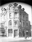 7/10/1952<br /> 10/7/1952<br /> 7 October 1952<br /> <br /> Exterior View of the Irish Permanent Building Society