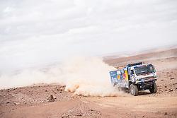 January 10, 2019 - Arequipa, Peru - AREQUIPA, PU - 10.01.2019: DAKAR 20189 - Karginov Andrey (RUS) during the 2019 Dakar Rally, on Wednesday (10), in Arequipa, Peru. (Credit Image: © Victor EleutéRio/Fotoarena via ZUMA Press)