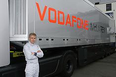 2012 Kevin Magnussen Test June Silverstone
