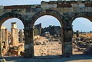 TURKEY, GREEK AND ROMAN Hierapolis-Pamukkale Arch of Domitian