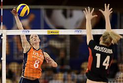31-05-2014 NED: Vriendschappelijk Nederland - Belgie, Eindhoven<br /> Judith Pietersen