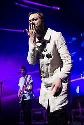 Kasabian performs at the Montreux Jazz Festival, Switzerland on July 10, 2017. Photo by Loona/ABACAPRESS.COM