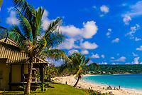 Drehu Village Hotel, We, Chateaubriand Bay (Baie de Chateaubriand), Lifou (island), Loyalty Islands, New Caledonia