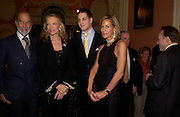 Prince and Princess Michael of Kent Lord Freddie Windsor and Leonie Frieda. andrew Roberts and Leonie Frieda celebrate the publication of Andrew's 'Waterloo: Napoleon's Last Gamble' and the paperback of Leonie's 'Catherine de Medic'i. English-Speaking Union, Dartmouth House. London. 8 February 2005. ONE TIME USE ONLY - DO NOT ARCHIVE  © Copyright Photograph by Dafydd Jones 66 Stockwell Park Rd. London SW9 0DA Tel 020 7733 0108 www.dafjones.com