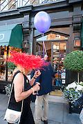 JOSCELYN FOX, Pimlico Road party. 22 June 2010. -DO NOT ARCHIVE-© Copyright Photograph by Dafydd Jones. 248 Clapham Rd. London SW9 0PZ. Tel 0207 820 0771. www.dafjones.com.