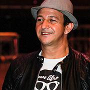 NLD/Amsterdam/20121023 - Najib Amhali kondigt optreden aan in de Ziggo Dome Amsterdam aan , Najib Amhali