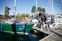Pelle P Kip Regatta 2019 Day 1<br /> <br /> Light and bright conditions for the opening racing on the Clyde keelboat season