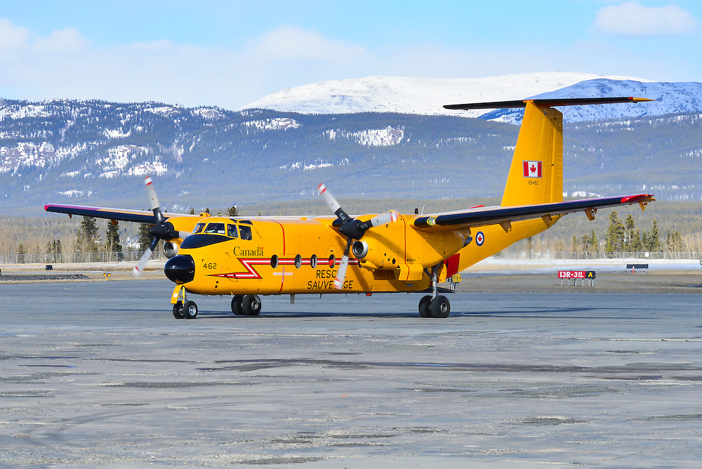 RCAF DeHavilland CC-115 Buffalo
