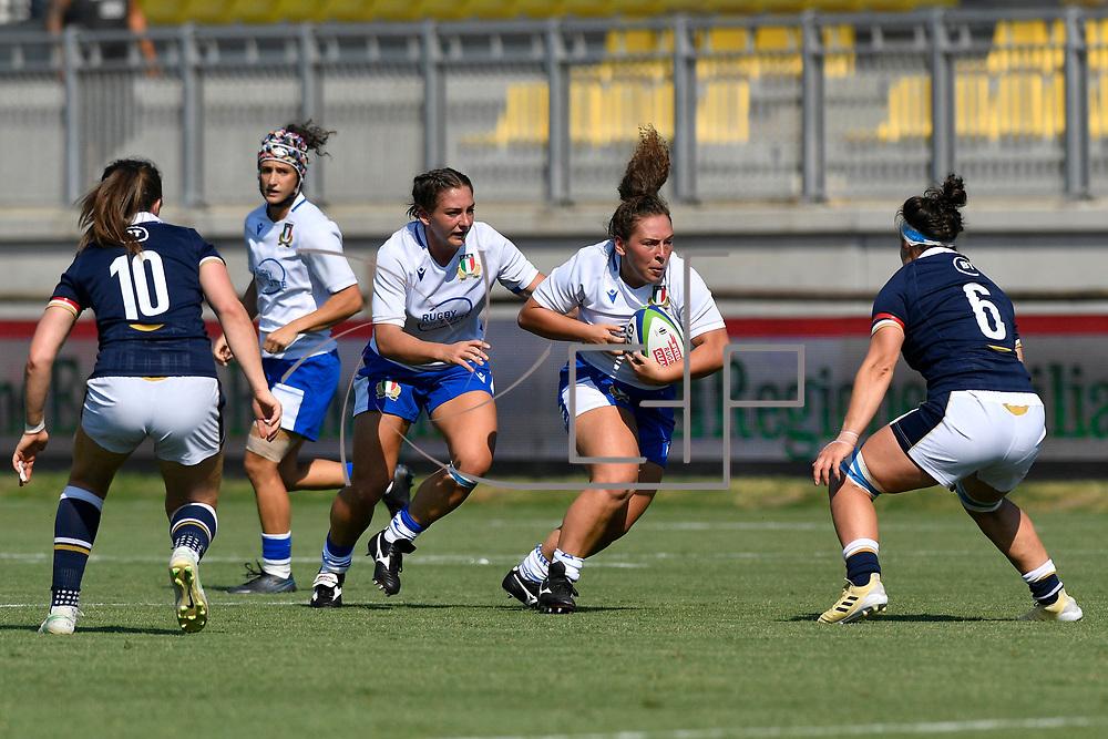 Parma 13/09/2021, Stadio S.Lanfranchi<br /> Qualificazioni Mondiali 2022<br /> Scozia vs Italia femminile<br /> <br /> Gaia Maris