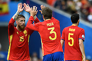 Spain v Czech Republic 130616