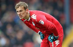 Christian Walton, Wigan Athletic goalkeeper