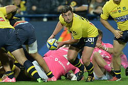 October 28, 2017 - Clermont-Ferrand - Stade Marcel, France - Charlie Cassang  (Credit Image: © Panoramic via ZUMA Press)