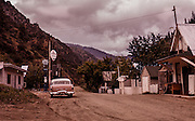 Shoup Idaho in 1962, on the Salmon River.