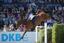 Voss Thomas, (GER), Chando<br /> German Jumping Derby<br /> Hamburg - Hamburger Derby 2016<br /> © Hippo Foto - Stefan Lafrentz