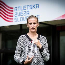 20150514: SLO, Athletics - Sonja Roman got silver medal at European Championship Torino 2009