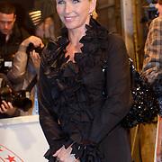 NLD/Amsterdam/20111010 - Premiere All Stars 2, Anita Witzier en partner Michel Nillesen