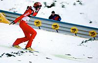 ◊Copyright:<br />GEPA pictures<br />◊Photographer:<br />Norbert Juvan<br />◊Name:<br />Ljoekelsoey<br />◊Rubric:<br />Sport<br />◊Type:<br />Ski nordisch, Skispringen<br />◊Event:<br />FIS Skiflug-Weltcup, Skifliegen am Kulm<br />◊Site:<br />Bad Mitterndorf, Austria<br />◊Date:<br />15/01/05<br />◊Description:<br />Roar Ljoekelsoey (NOR)<br />◊Archive:<br />DCSNJ-1501051318<br />◊RegDate:<br />15.01.2005<br />◊Note:<br />8 MB - MP/KI - Nutzungshinweis: Es gelten unsere Allgemeinen Geschaeftsbedingungen (AGB) bzw. Sondervereinbarungen in schriftlicher Form. Die AGB finden Sie auf www.GEPA-pictures.com.<br />Use of picture only according to written agreements or to our business terms as shown on our website www.GEPA-pictures.com.