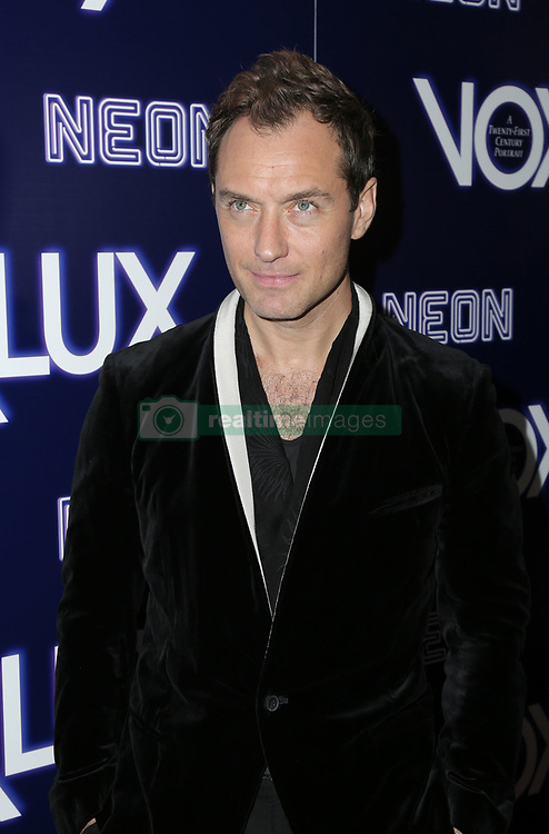 """HOLLYWOOD, CA - DECEMBER 5: LA Premiere Of Neon's """"Vox Lux"""" at ArcLight Hollywood in Hollywood California on December 4, 2018. CAP/MPI/FS ©FS/MPI/Capital Pictures. 05 Dec 2018 Pictured: Jude Law. Photo credit: FS/MPI/Capital Pictures / MEGA TheMegaAgency.com +1 888 505 6342"""