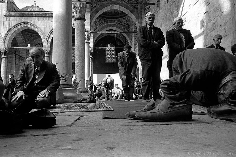 Ramadan in Istanbul.