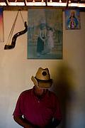 Diamantina_MG, Brazil.<br /> <br /> Joel de Jesus Fernades morador de Diamantina, Minas Gerais.<br /> <br /> Joel de Jesus Fernandes He is resident of Diamantina, Minas Gerais.<br /> <br /> Foto: LEO DRUMOND / NITRO
