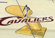 Game 3 of the NBA Finals at Quicken Loans Arena in Cleveland. San Antonio Spurs at Cleveland Cavaliers.