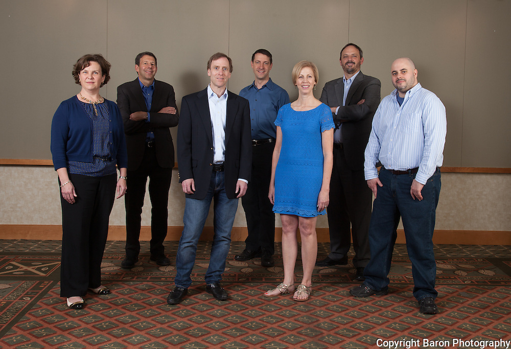 Cleveland  executive portrait photography