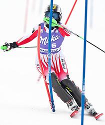 11.03.2010, Goudyberg Damen, Garmisch Partenkirchen, GER, FIS Worldcup Alpin Ski, Garmisch, Lady Giant Slalom, im Bild Zettel Kathrin, ( AUT, #6 ), Ski Atomic, EXPA Pictures © 2010, PhotoCredit: EXPA/ J. Groder