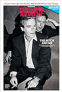 Martin Amis and Christopher Hitchens. Observer New Review, cover.