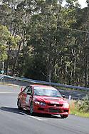 Mark Connolly & Ann Connolly.2006 Mitsubishi Lancer Evolution IX.Day 2.Targa Wrest Point 2009.Southern Tasmania.1st of February 2009.(C) Joel Strickland Photographics.
