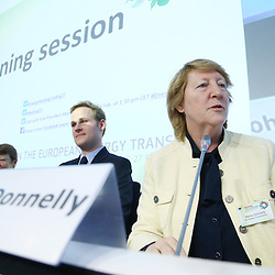 20150226 - Brussels - Belgium - 26 February 2015 -  Heating and cooling in the European energy  transition conference - Heat in the service of the EU energy transition  - Marie Donelly , Director , European Commission , directorate-General for Energy   © EC/CE - Patrick Mascart