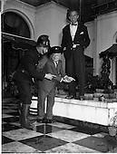 1958 - Dubtex - Prescott Reception and demonstration at the Gresham Hotel, Dublin