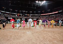 Show<br /> World Cup Final Jumping - Las Vegas 2000<br /> © Hippo Foto - Dirk Caremans