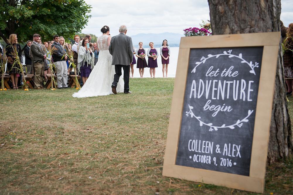 Shelburn Beach. Vermont Wedding Photographer Brian Jenkins Photography portfolio