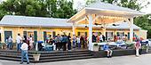 En Plein Air reception at Abita Springs Trailhead Museum