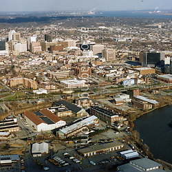 Aerial Photograph of the Wilmington Delaware area.