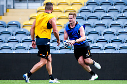GJ van Velze of Worcester Warriors during preseason training ahead of the 2019/20 Gallagher Premiership Rugby season - Mandatory by-line: Robbie Stephenson/JMP - 06/08/2019 - RUGBY - Sixways Stadium - Worcester, England - Worcester Warriors Preseason Training 2019