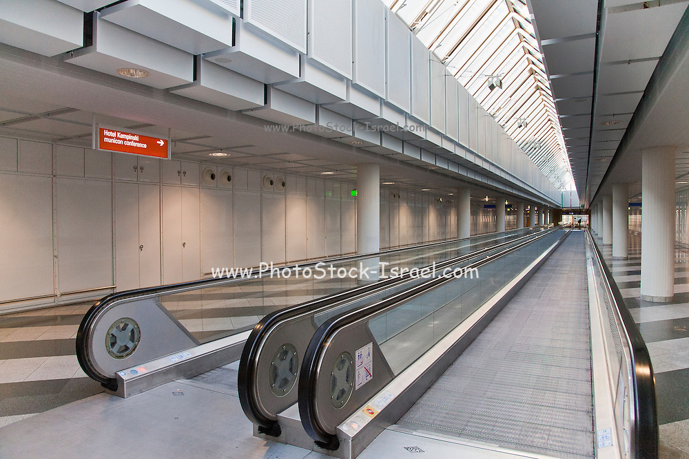 Germany, Berlin International airport