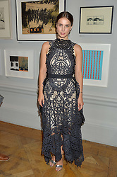 HEIDA REED at the Royal Academy of Arts Summer Exhibition Preview Party at The Royal Academy of Arts, Burlington House, Piccadilly, London on 7th June 2016.