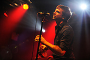 Bell X1 performs at Highline Ballroom in New York City. March 14, 209