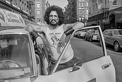 Free Sonny, New York. NY. 1981<br /> <br /> Limited Edition Print from an edition of 15. Photo ©1981 Michael Lichter.