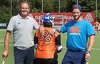 AMSTELVEEN - Martijn Drijver Goalie Academy . Dennis van de PolCOPYRIGHT KOEN SUYK