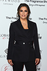 Eva Longoria Baston attending the 9th Annual Global Gift Gala held at the Rosewood Hotel, London. Picture date: Friday November 2nd 2018. Photo credit should read: Matt Crossick/ EMPICS Entertainment.