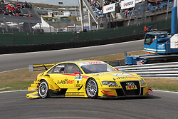 15.05.2011, Circuit Park, Zandvoort, NED, DTM 2011  2. Rennen, im Bild: Mike Rockenfeller (GER #09 Audi Sport Team Abt Sportsline)   // during the dtm race Zandvoort  race 02, on 15/05/2011  EXPA Pictures © 2011, PhotoCredit: EXPA/ nph/   Theissen       ****** out of GER / SWE / CRO  / BEL ******