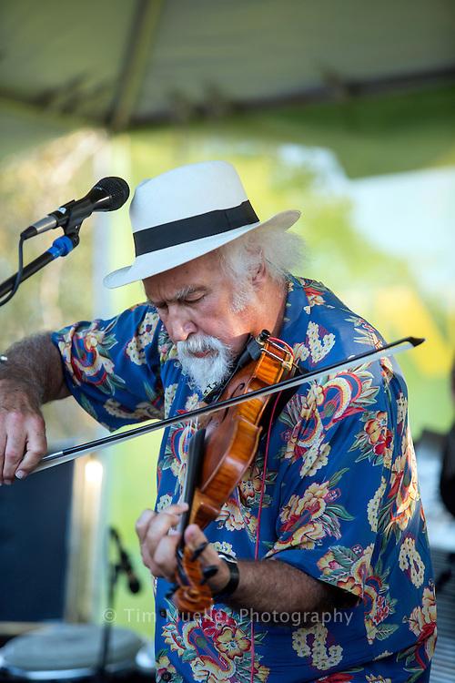 BeauSoleil avec Michael Doucet performs at Festival Acadiens et Creoles in Lafayette, La. at Festival Acadiens et Creoles in Lafayette, La.