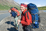 Hiking and camping photos in and around Chuck Creek and Samuel Glacier.<br /> <br /> NOT IN YOUR BUDGET? Contact Cathie for a price specific to your project.