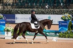 Dr Trabert Angelika, GER, Diamond's Shine<br /> World Equestrian Games - Tryon 2018<br /> © Hippo Foto - Sharon Vandeput<br /> 21/09/2018