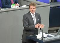 DEU, Deutschland, Germany, Berlin, 25.02.2021: Jens Beeck (FDP) in der Plenarsitzung im Deutschen Bundestag.