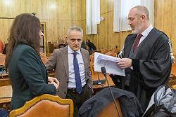 AVVOCATO DIFENSORE DI IGOR GIANLUCA BELLOUOMINI<br /> UDIENZA PROCESSO IGOR VACLAVIC NORBERT FEHER A FERRARA